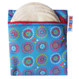 Breast Pad Travel Pack - Blue