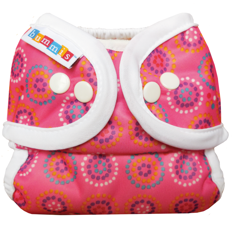 Duo-Brite Wrap - Pink