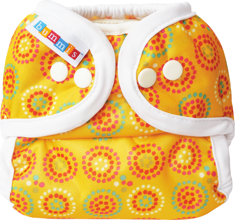 Duo-Brite Wrap - Yellow