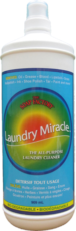 Laundry Miracle