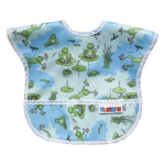 Bummis Best-Ever Bib - Froggy Pond