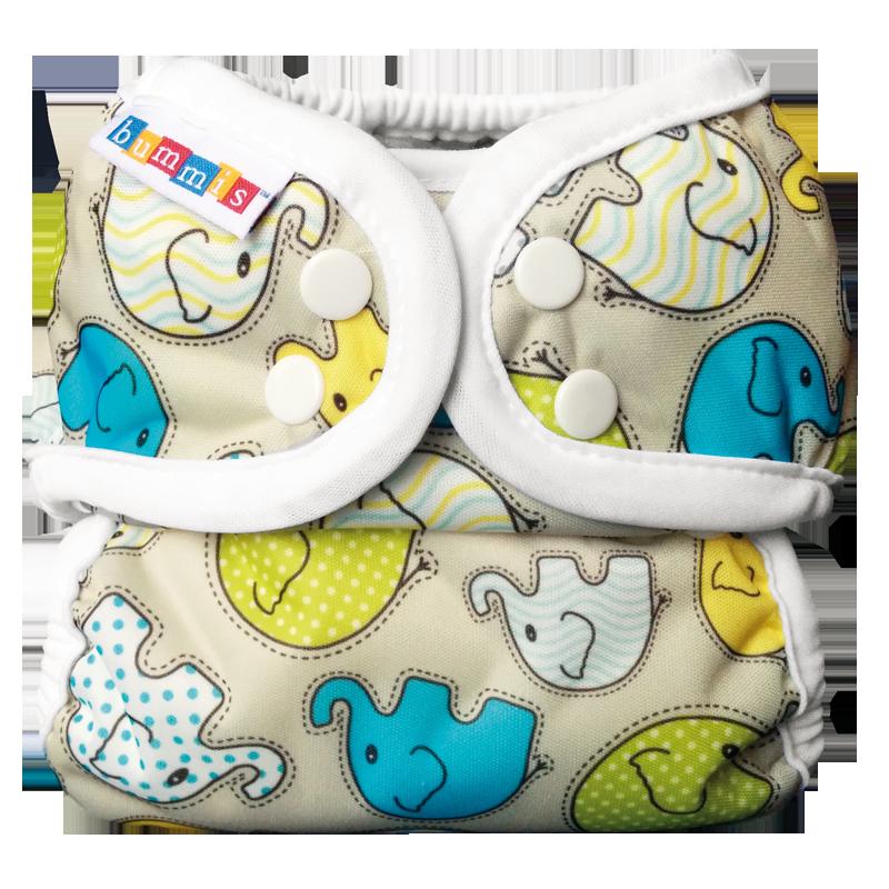 Duo-Brite Wrap - Elephant Tales