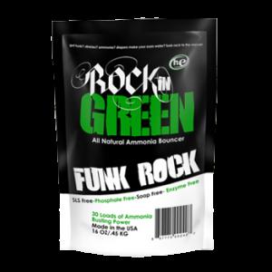 Rockin' Green Funk Rock Ammonia Bouncer