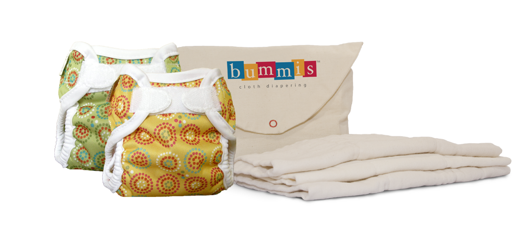 Bummis Newborn Pack