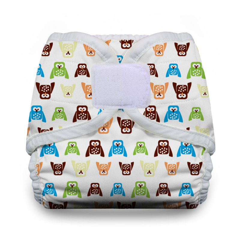 Thirsties Diaper Covers - Hoot