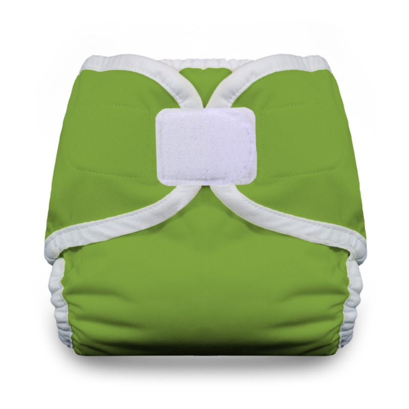 Thirsties Diaper Covers Hook and Loop - Meadow