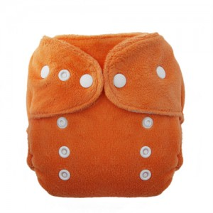 Thirsties Duo Fab Fitted Snap Diaper