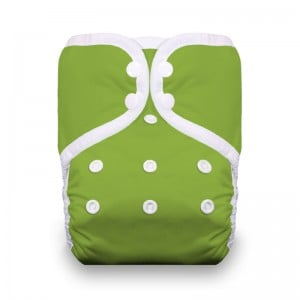 Thirsties Diaper Covers Snap - Meadow