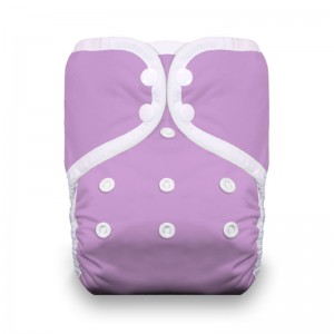 Thirsties Diaper Covers Snap - Orchid