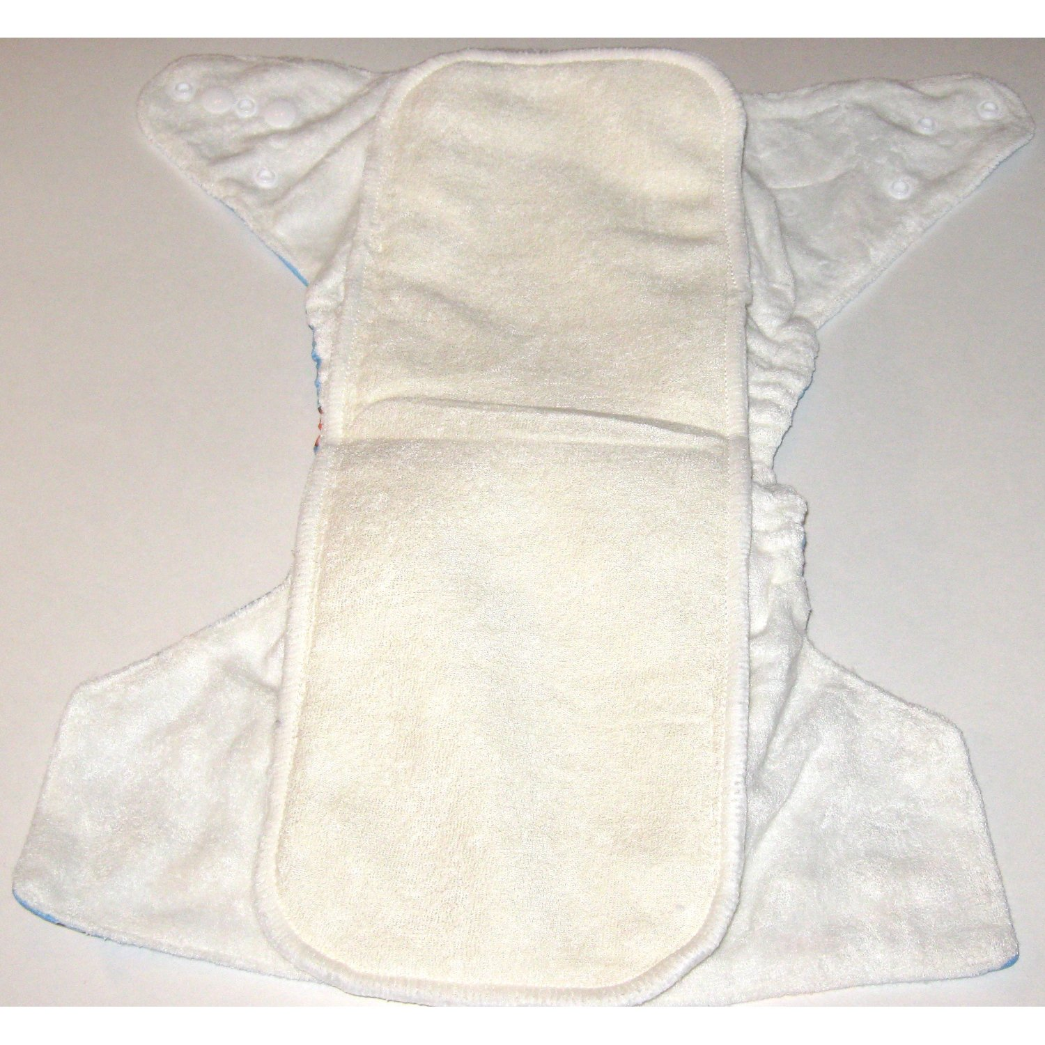 Piddly-Winx Bamboo Pocket Diaper - Inside