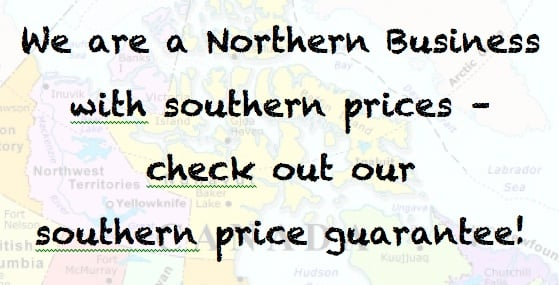 Northern Business Southern Prices Slider