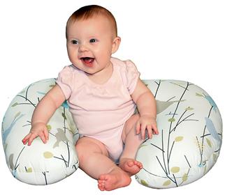 Baby Sitter Nursing Play Pillow Arctic Cotton