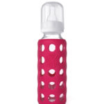 lifefactory 250ml - raspberry