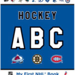NHL ABC - book